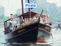 Saveiro Pirata
